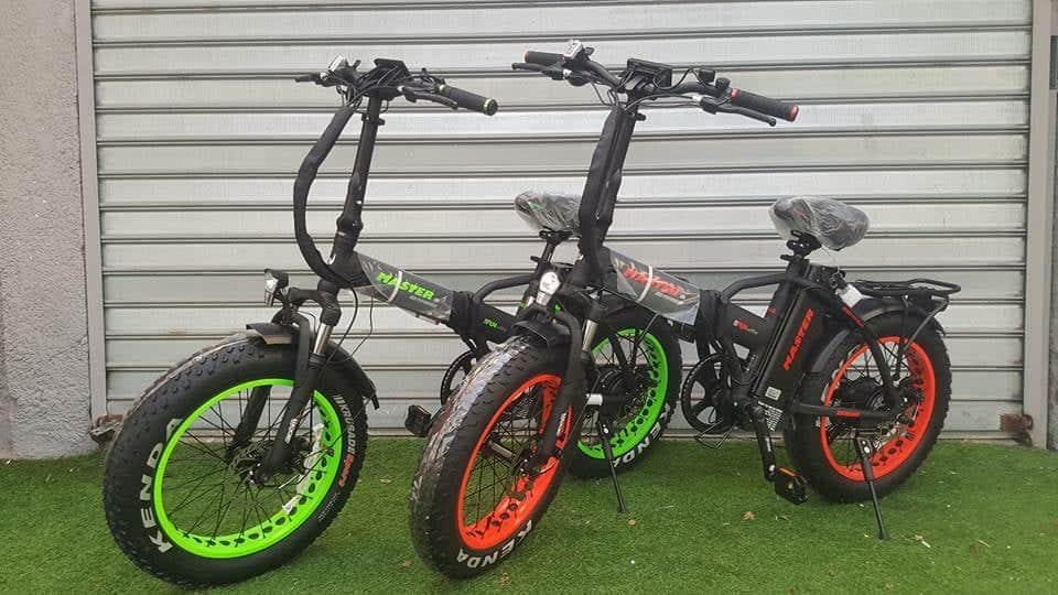 אסף מוטורס - אופניים חשמליים באשדוד