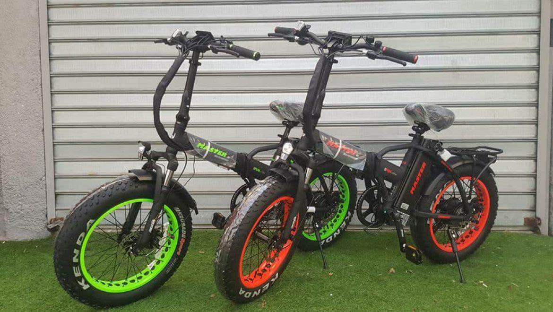 אסף מוטורס – מכירה ותיקון אופניים חשמליים באשדוד , בגן יבנה והסביבה